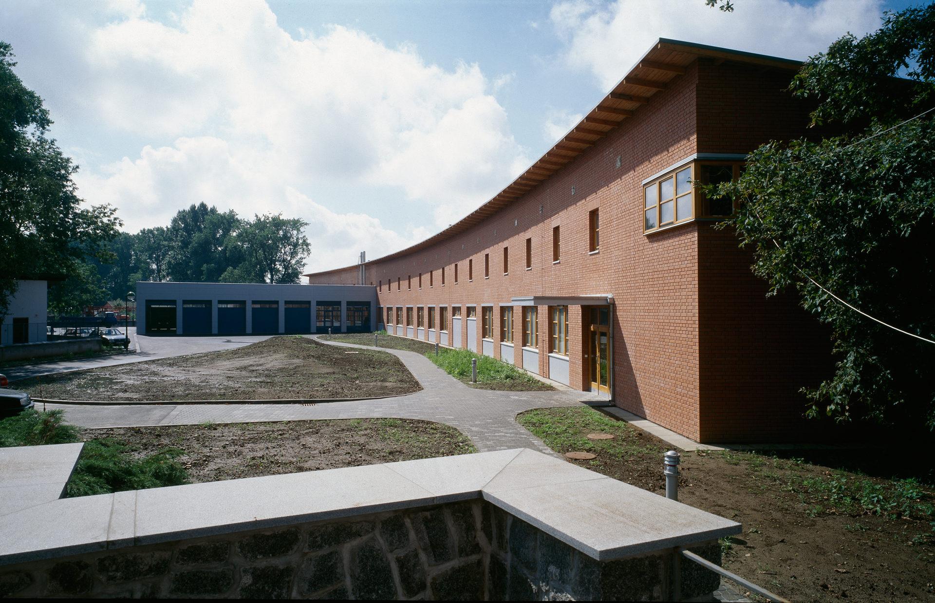 Administration Building of the Morava River Basin