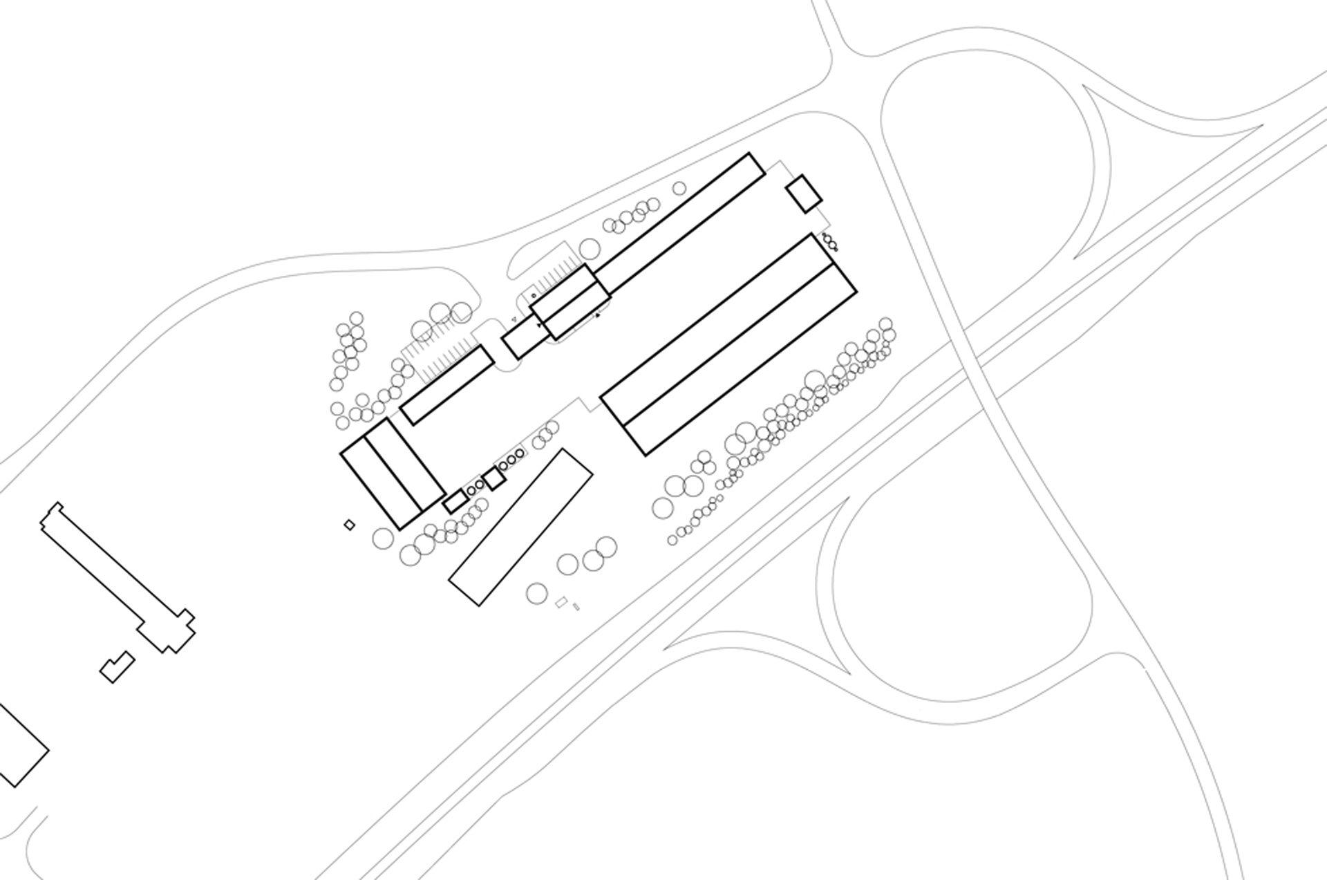 Středisko správy aúdržby dálnic, Přerov