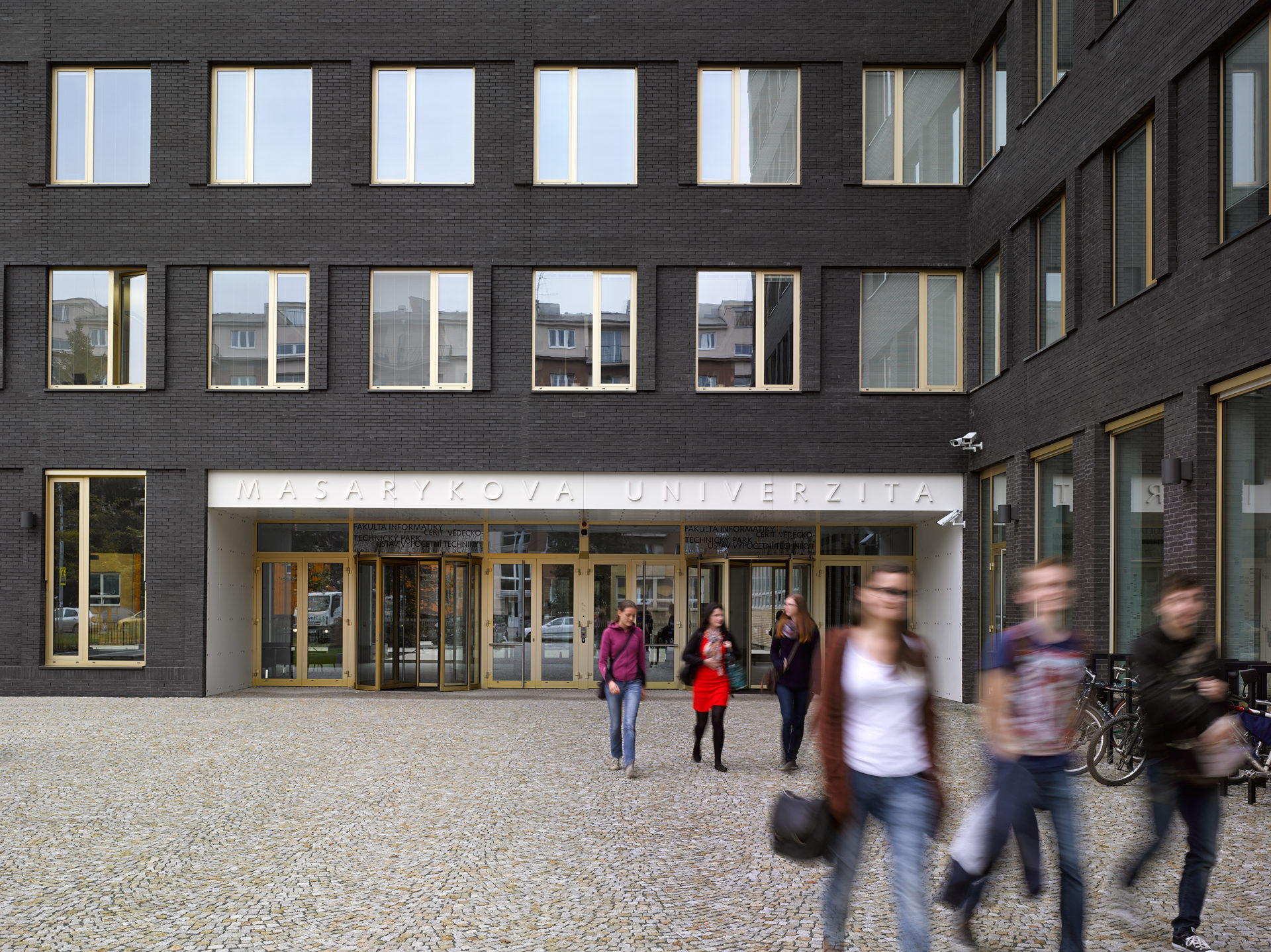 Faculty of Informatics, Masaryk University, Brno