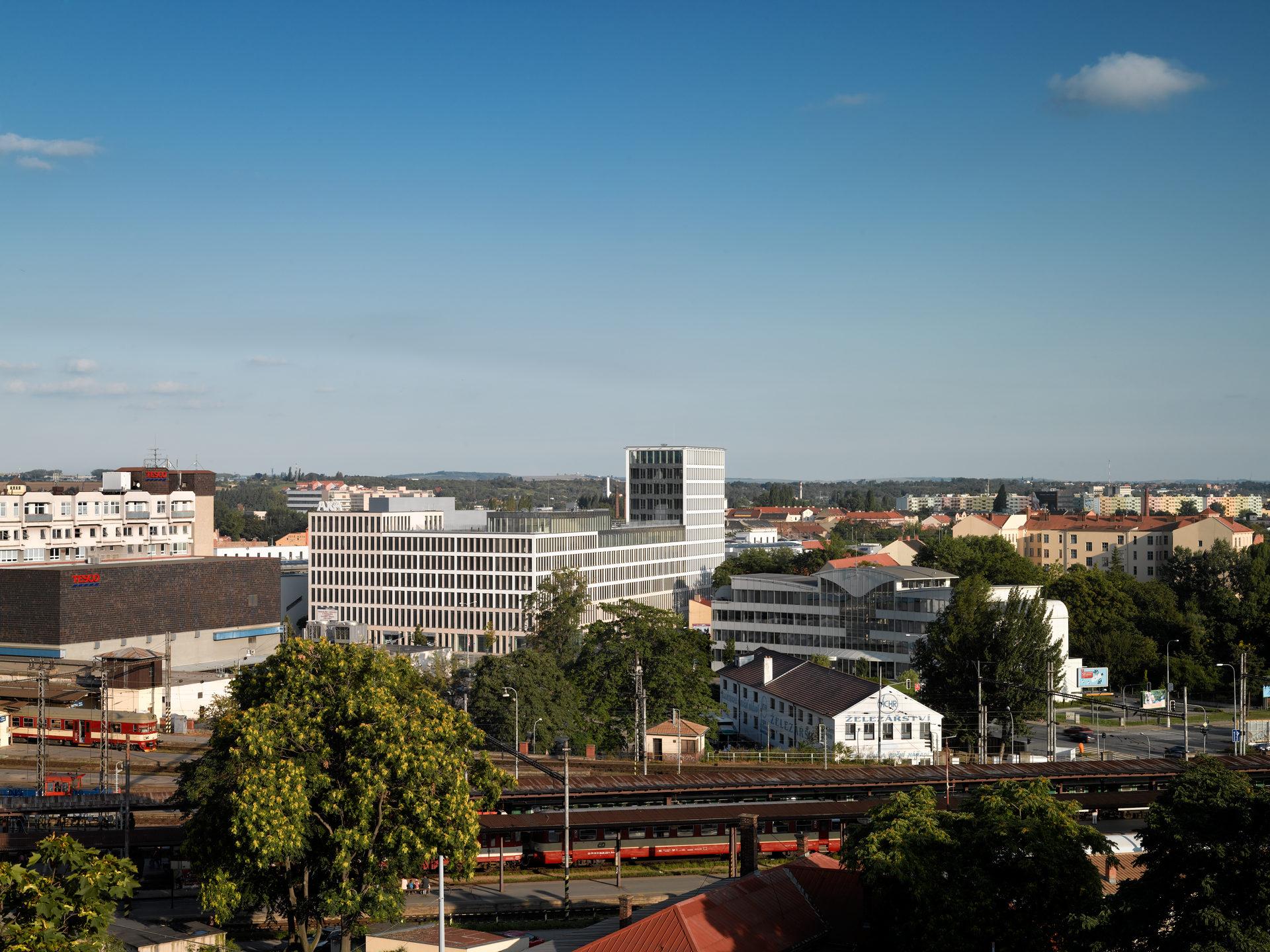 City Block TRINITY, Brno