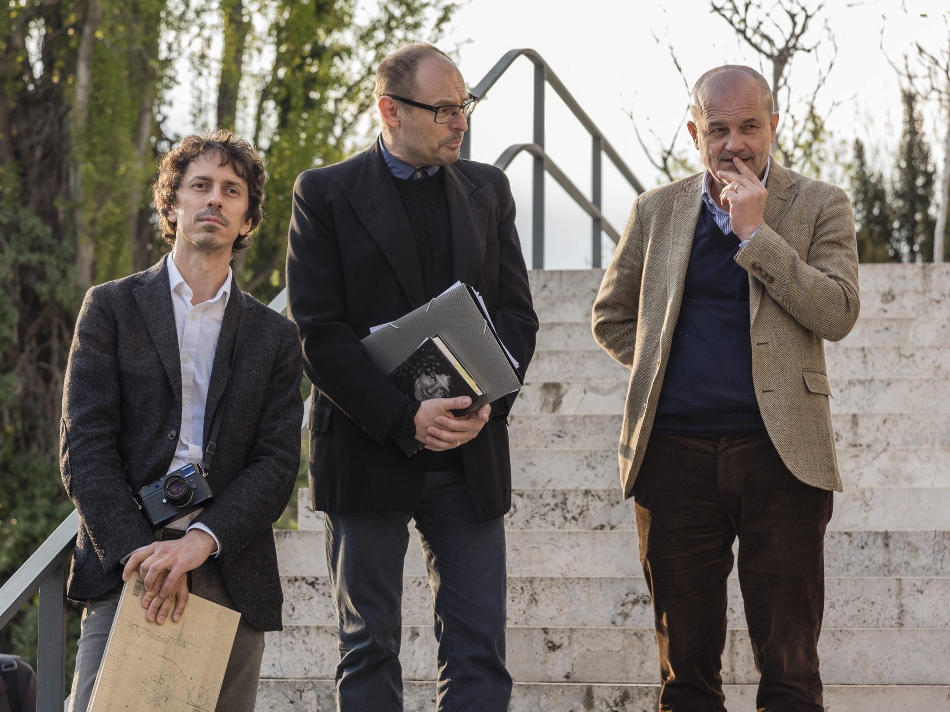 Představení publikace Mies Van der Rohe – Vila Tugendhat vBrně