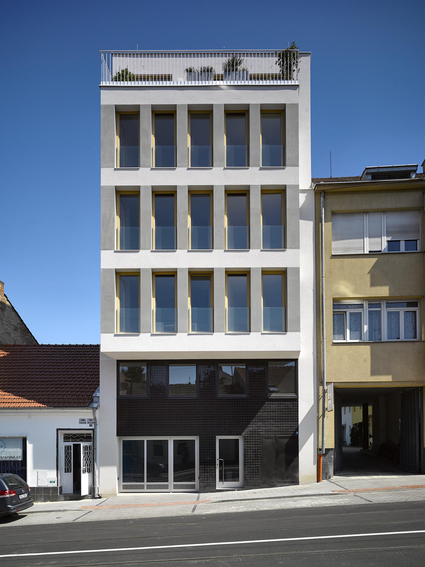 Bytový dům Minx, Brno