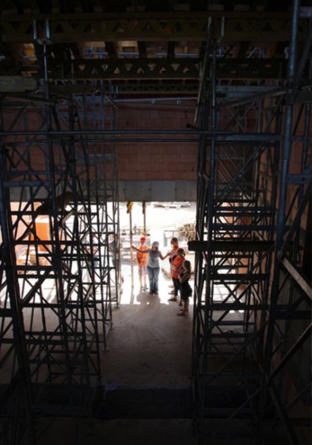 Stavby, ne plány …
