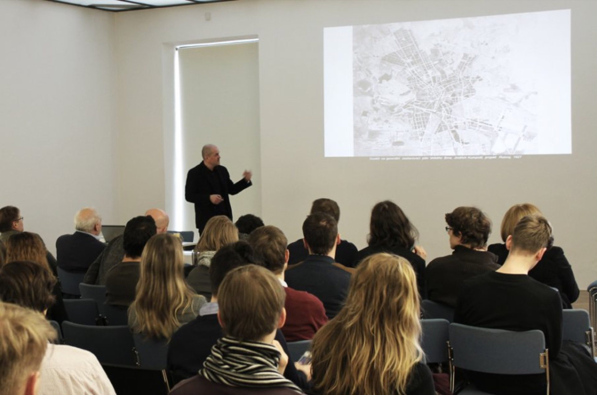 Přednáškový seminář vDomě umění města Brna