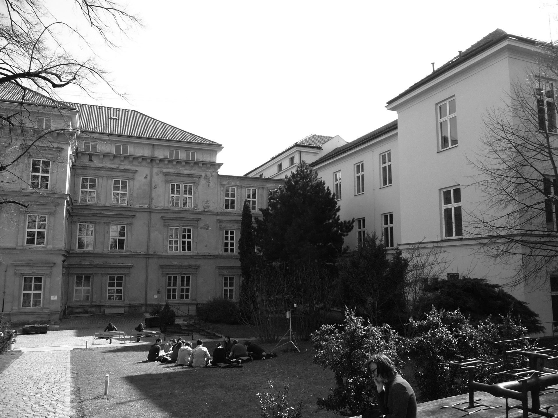 The Faculty of Arts of Masaryk University in Brno