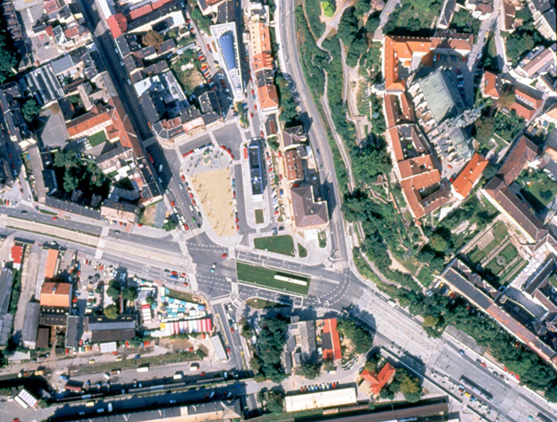 Ulice Nádražní, Brno