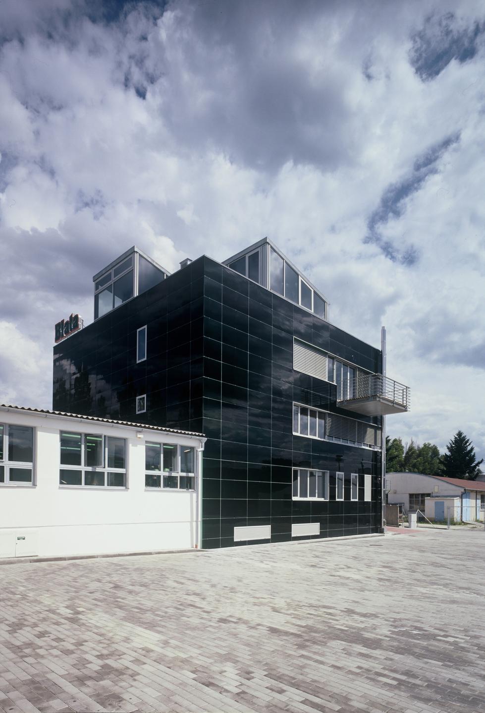 Administrativní budova Blata, Blansko