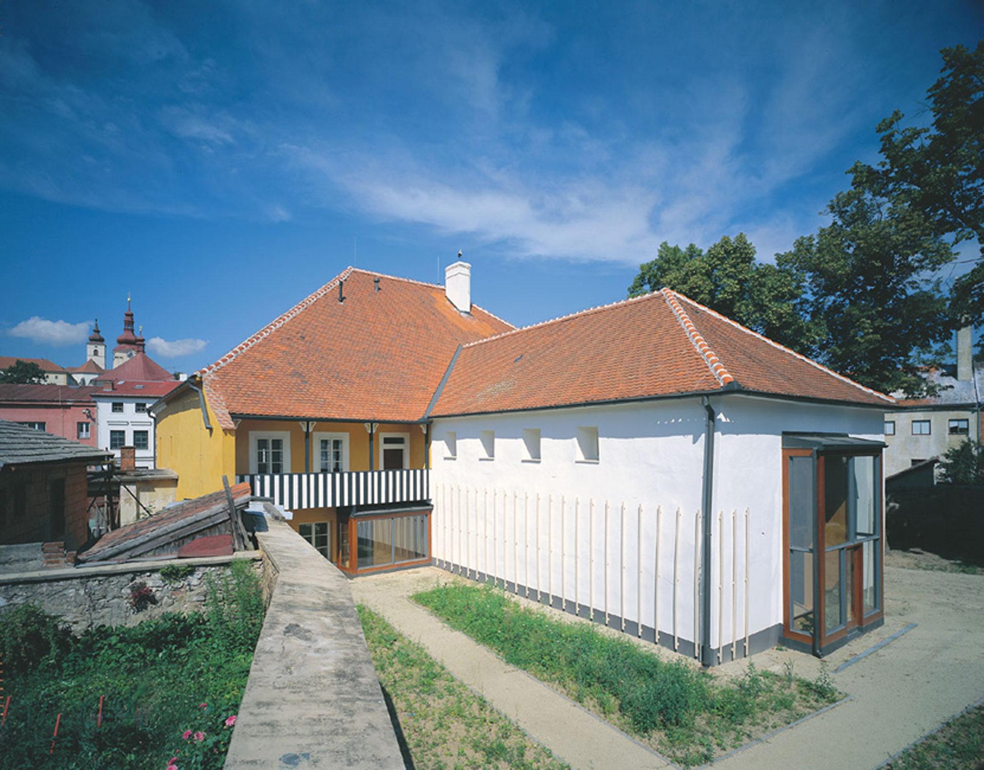 Rodný dům Josefa Hoffmanna,Brtnice