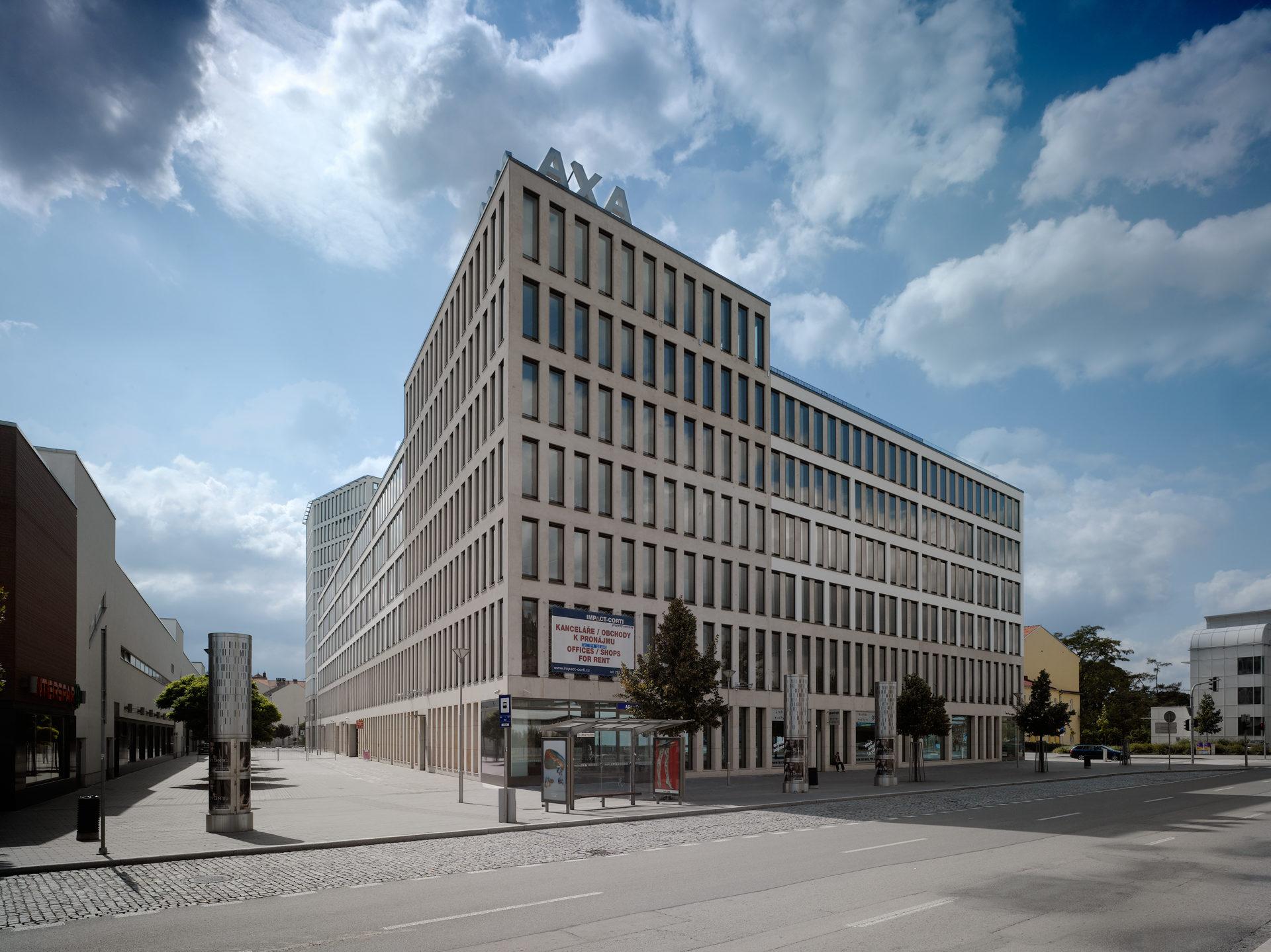 Městský blok TRINITY, Brno