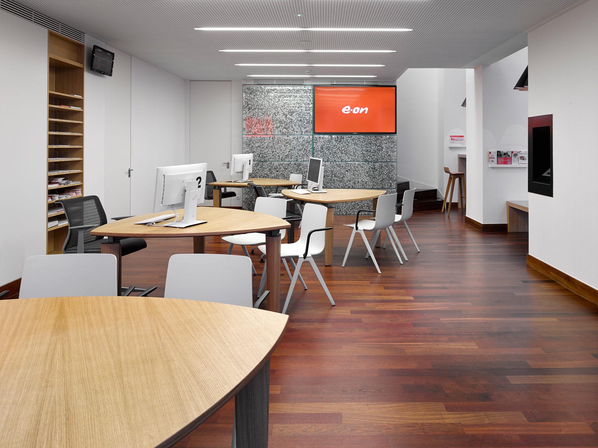 Poradenské centrum E.ON, Brno