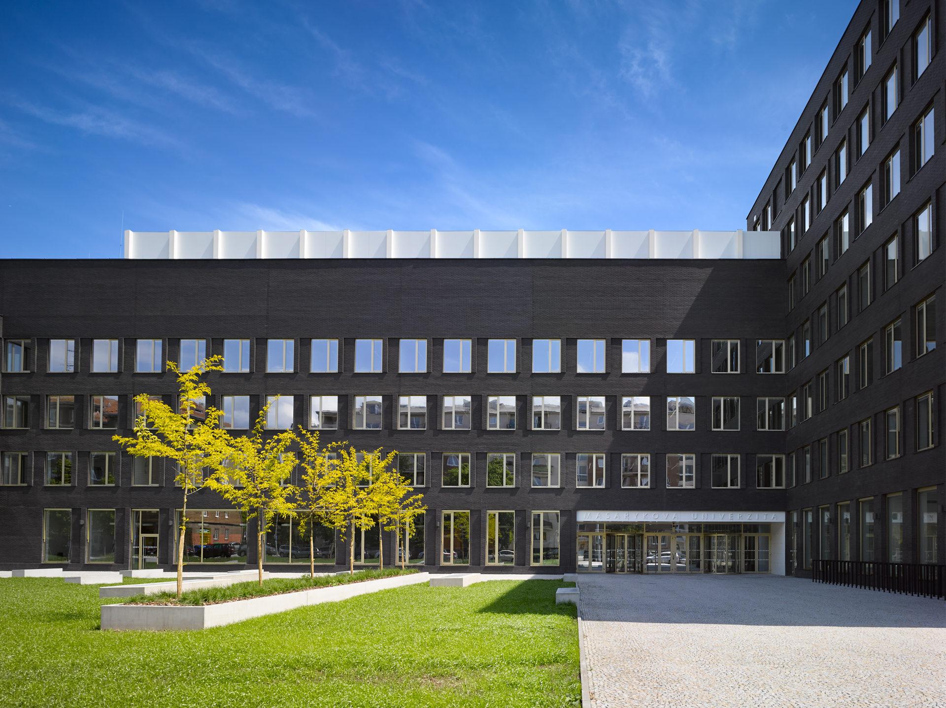 Faculty of Informatics, Masaryk University, Brno