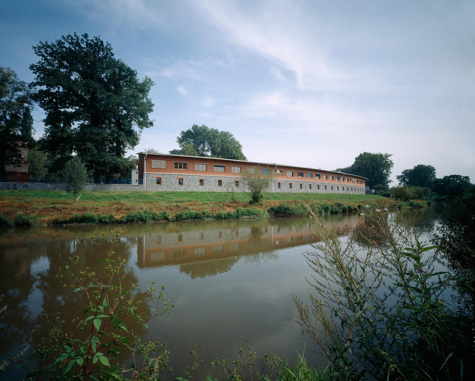 Správní budova Povodí Moravy, Olomouc