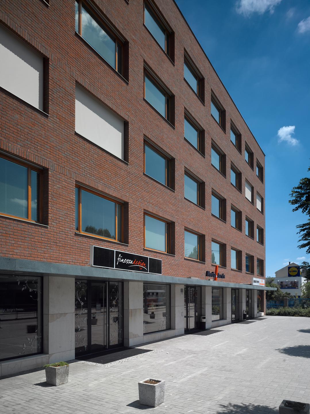 Administrativa Vídeňská, Brno