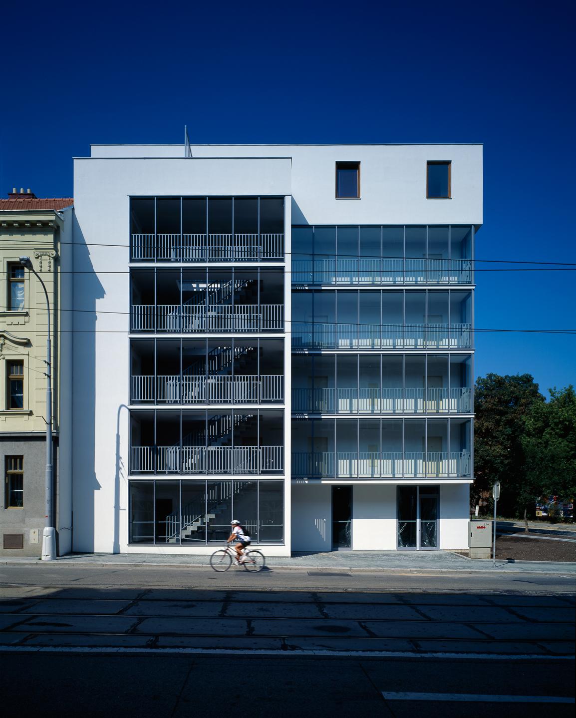 Bytový dům Vídeňská, Brno