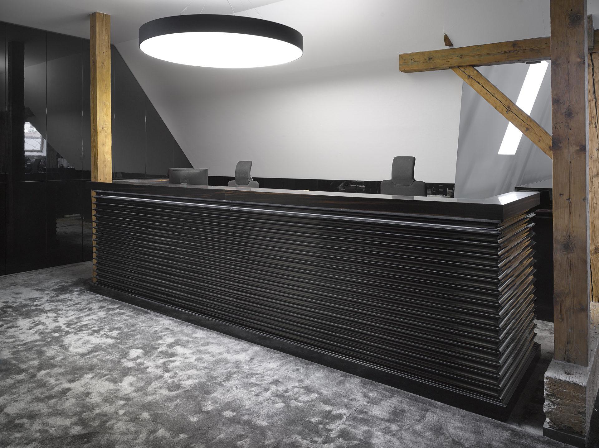 Kanceláře Pařížská, Praha