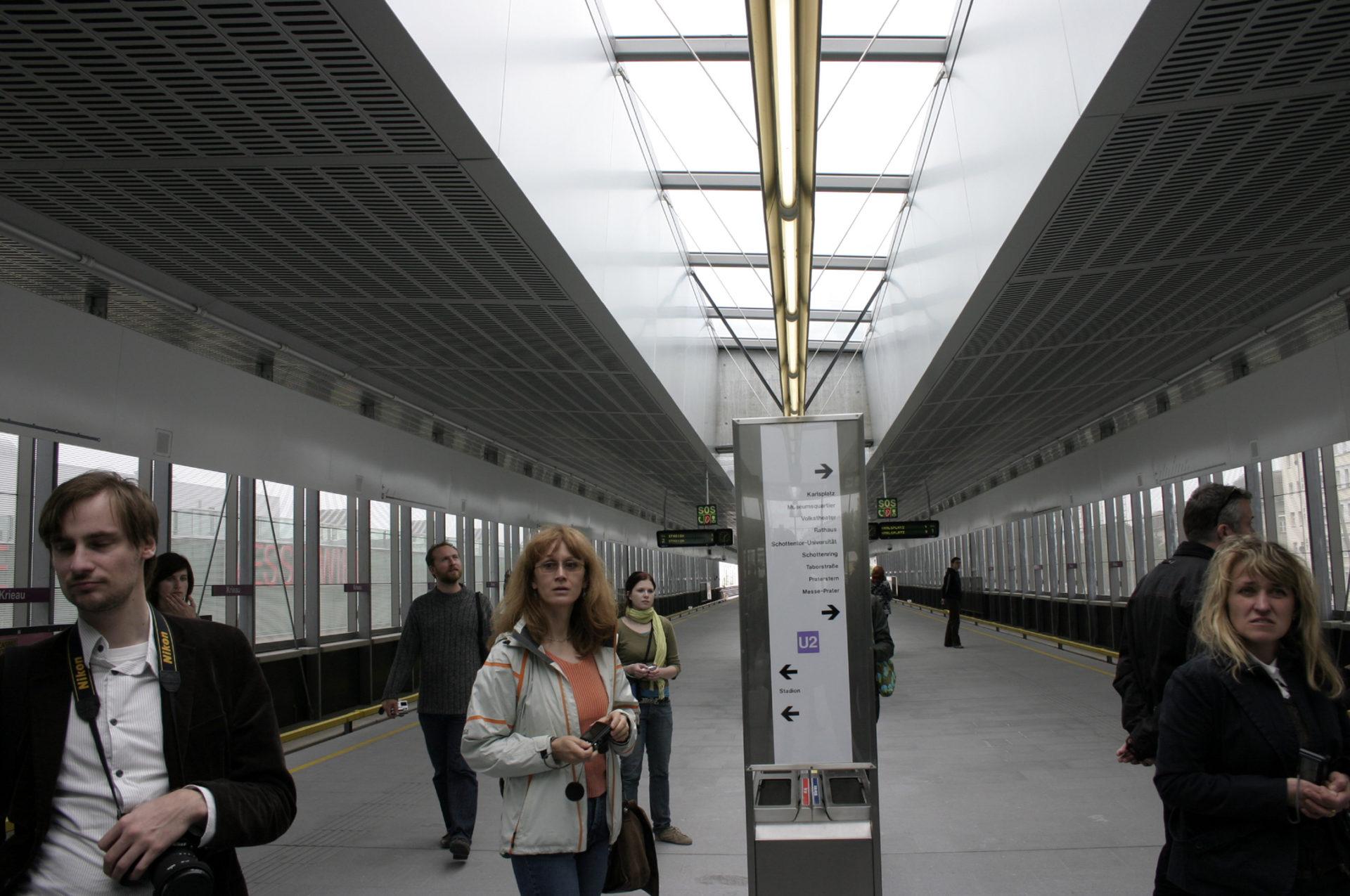 Poslední dekáda vídeňské architektury za jednu pracovní směnu asJanem Taborem