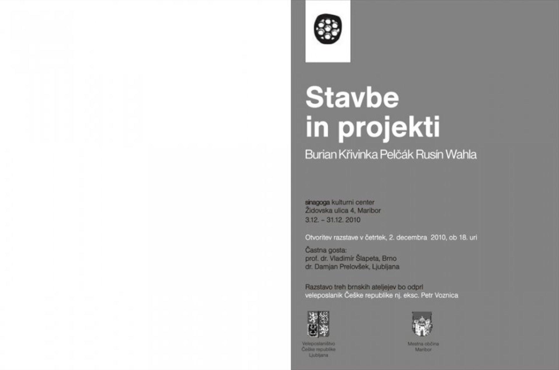 Vystavujeme ve Slovinsku