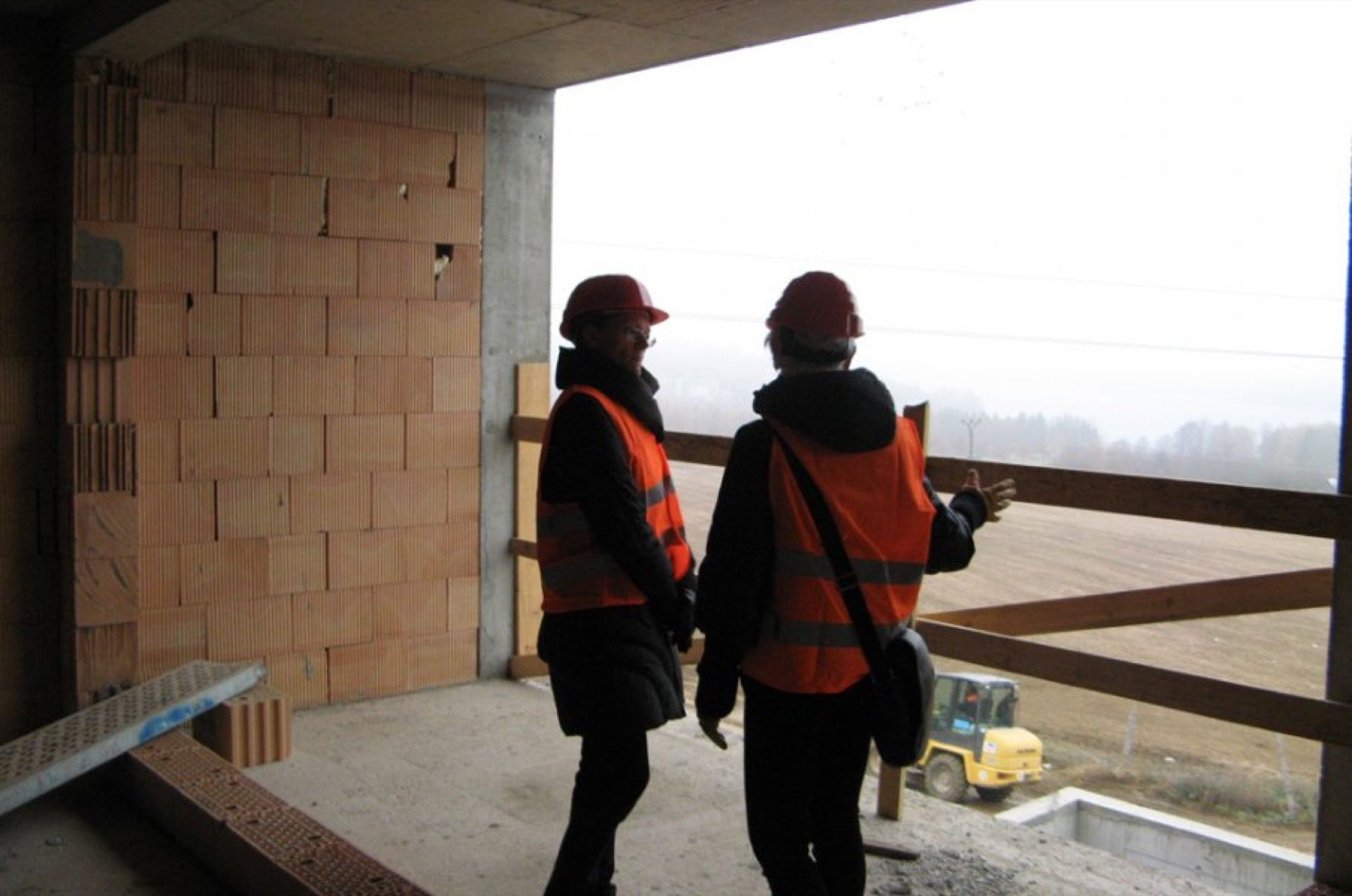 Stavby ve stavbě