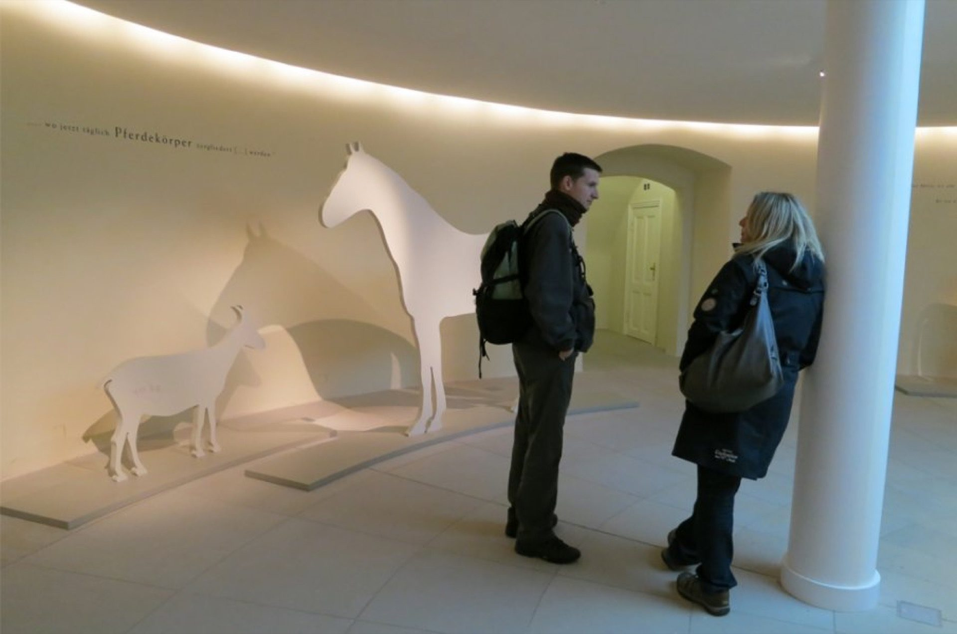 Muzejní ostrov krok za krokem sHansem Witschurke anejnovější realizace kanceláře Müller Reimann Architekten sIvanem Reimannem