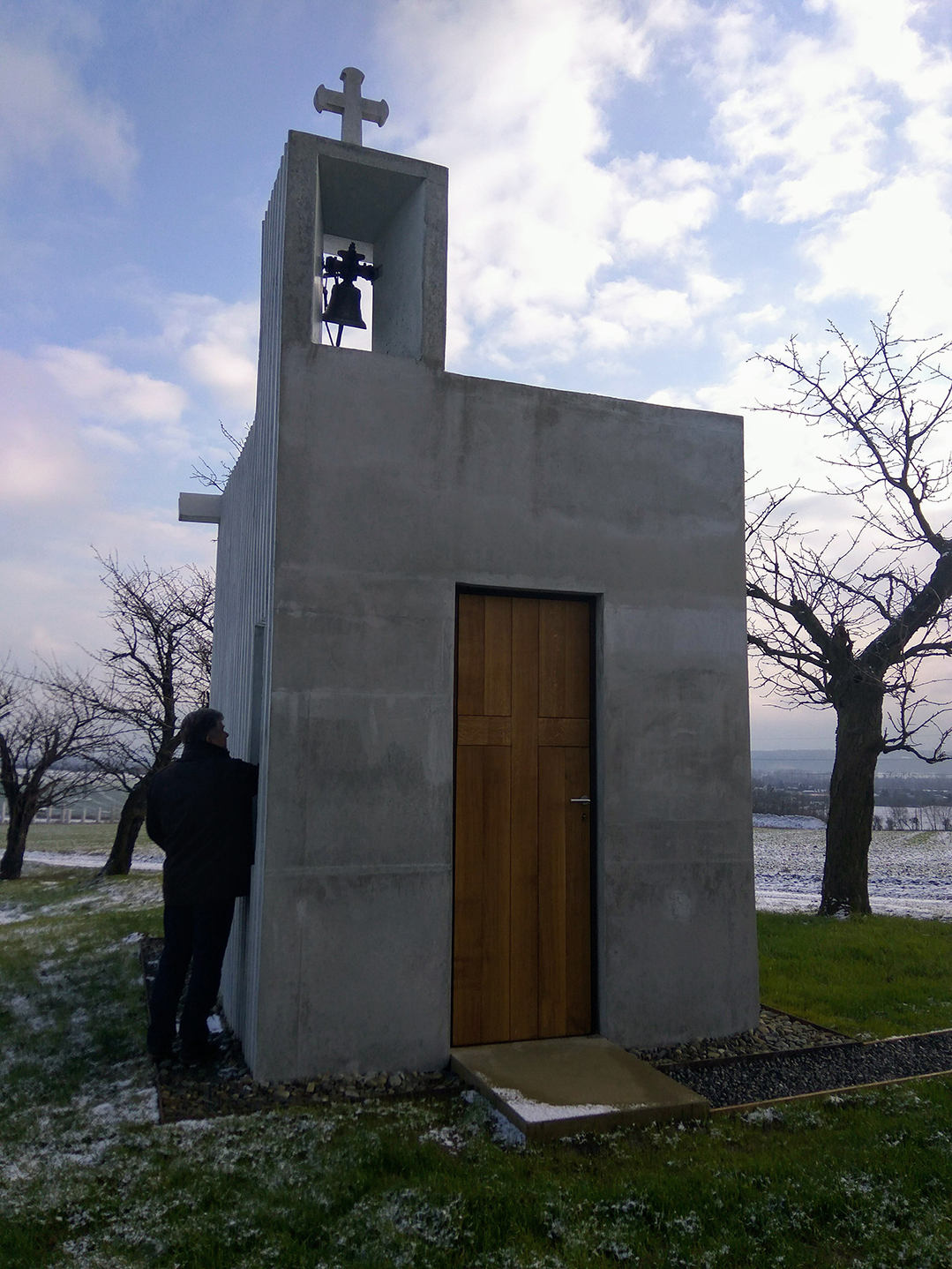 Exkurze – Kaple sv.Vendelína