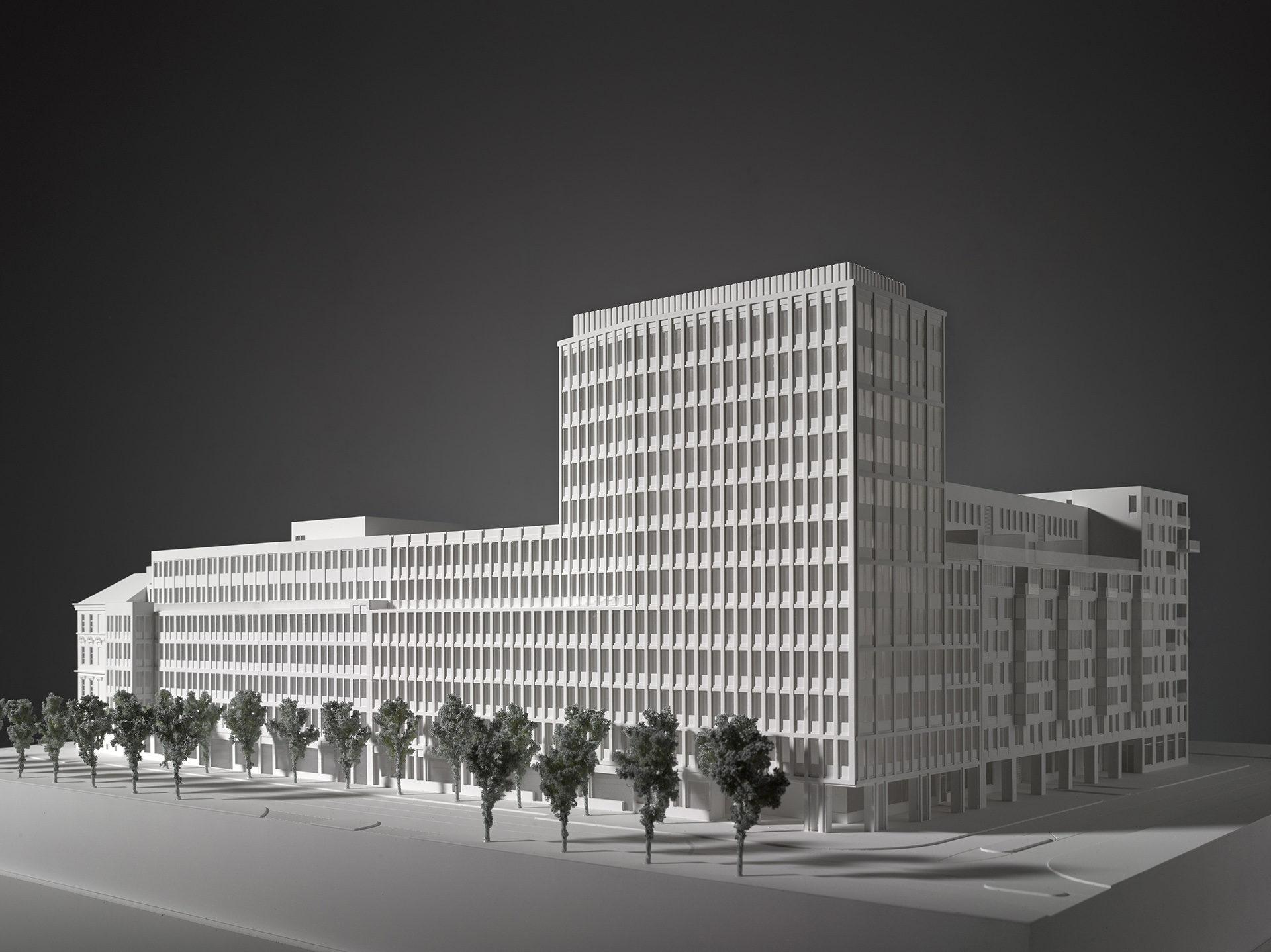 Metropolitní blok Trnitá, Brno