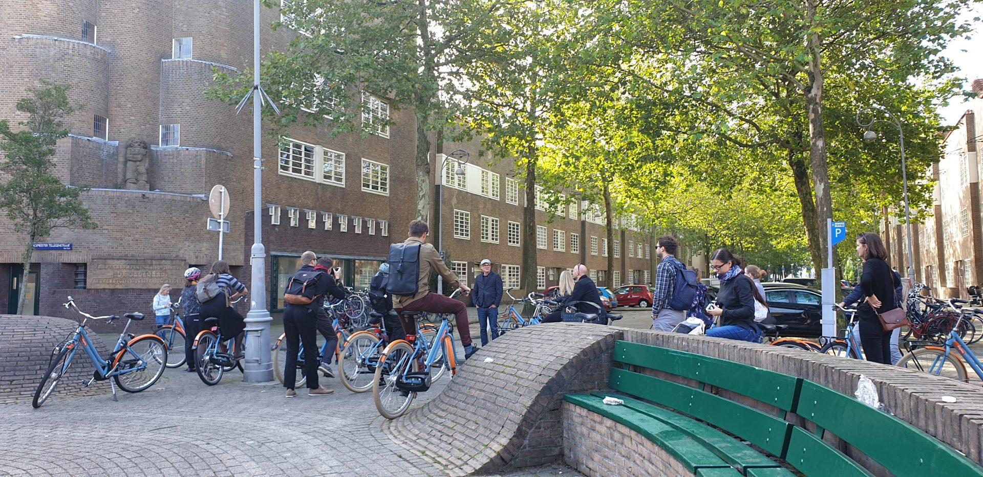 Kancelář vAmsterdamu
