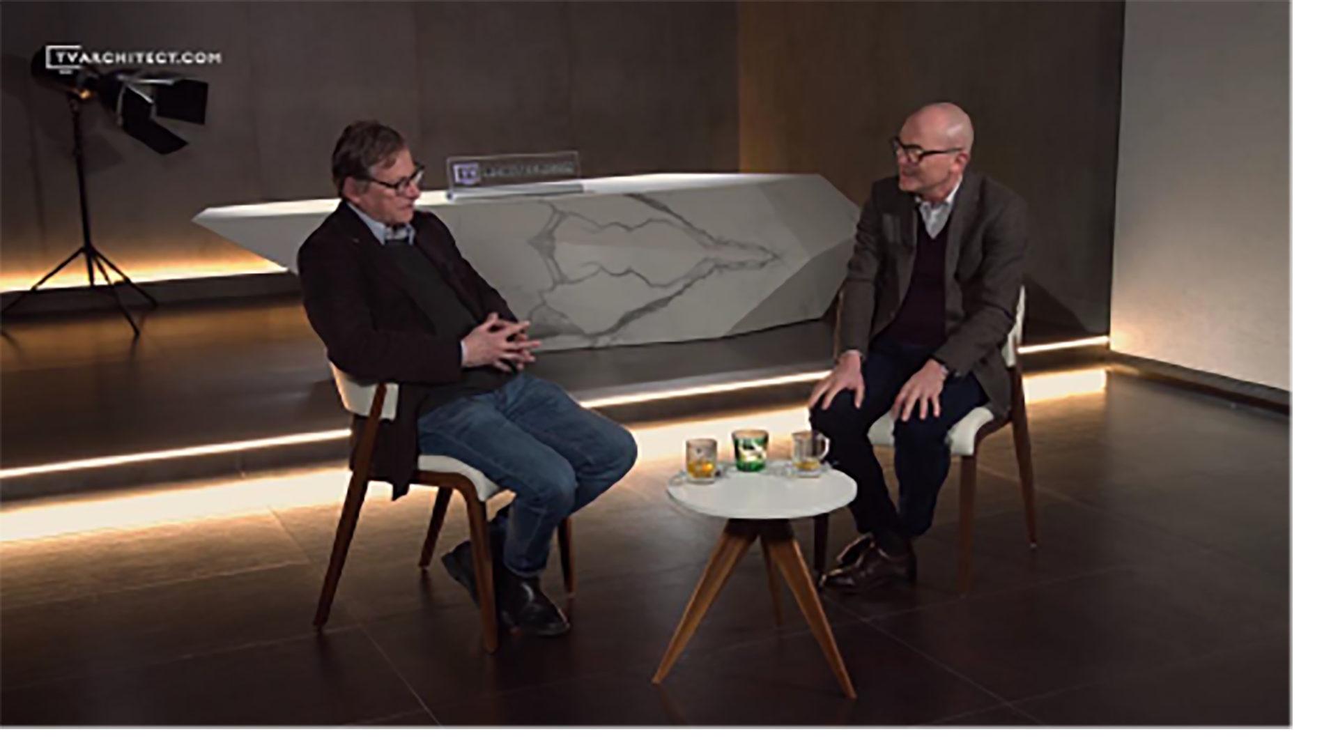 TV ARCHITECT – Rozhovory sosobnostmi současné architektury – Petr Pelčák