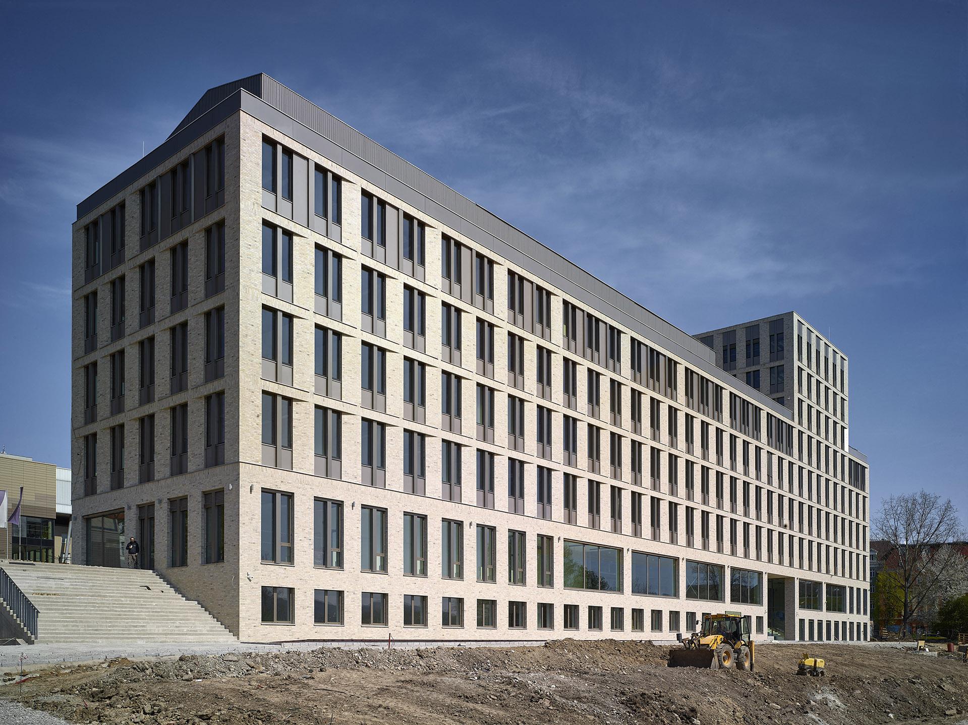Budova Univerzity J. E. Purkyně, Ústí nad Labem