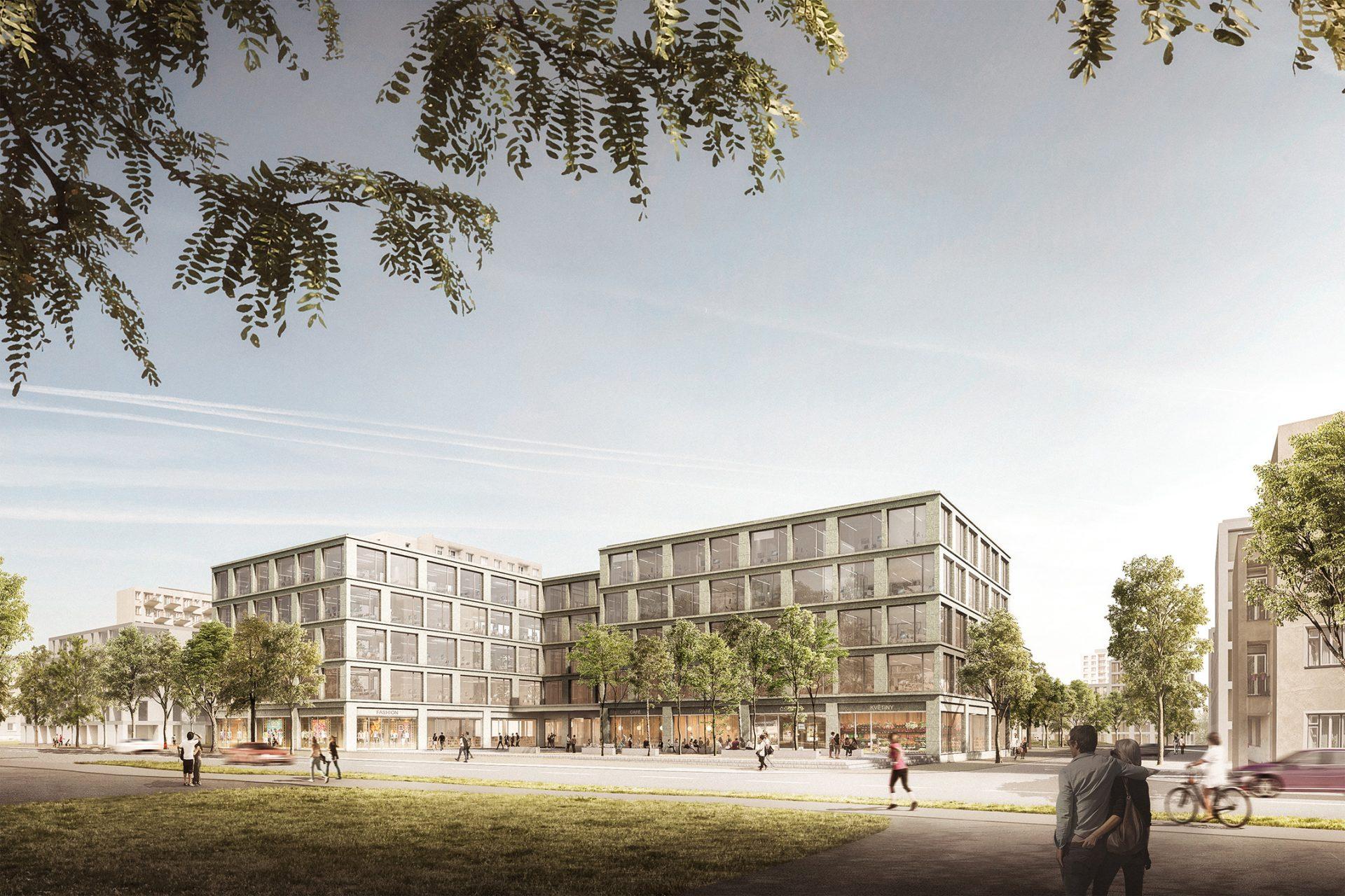 Administrativní budova ČSOB PHQ, Pardubice