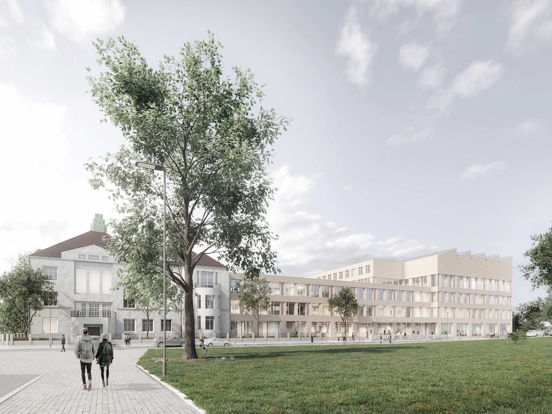 Střední škola keramická asklářská, Karlovy Vary