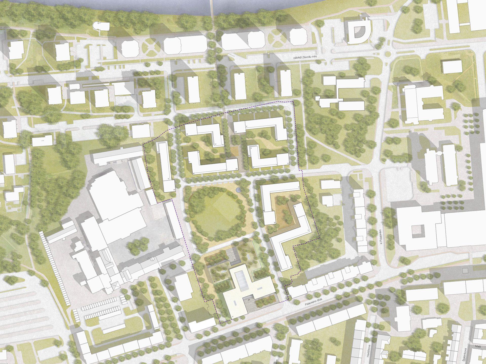 Revitalizace brownfieldu Prokopka, Pardubice