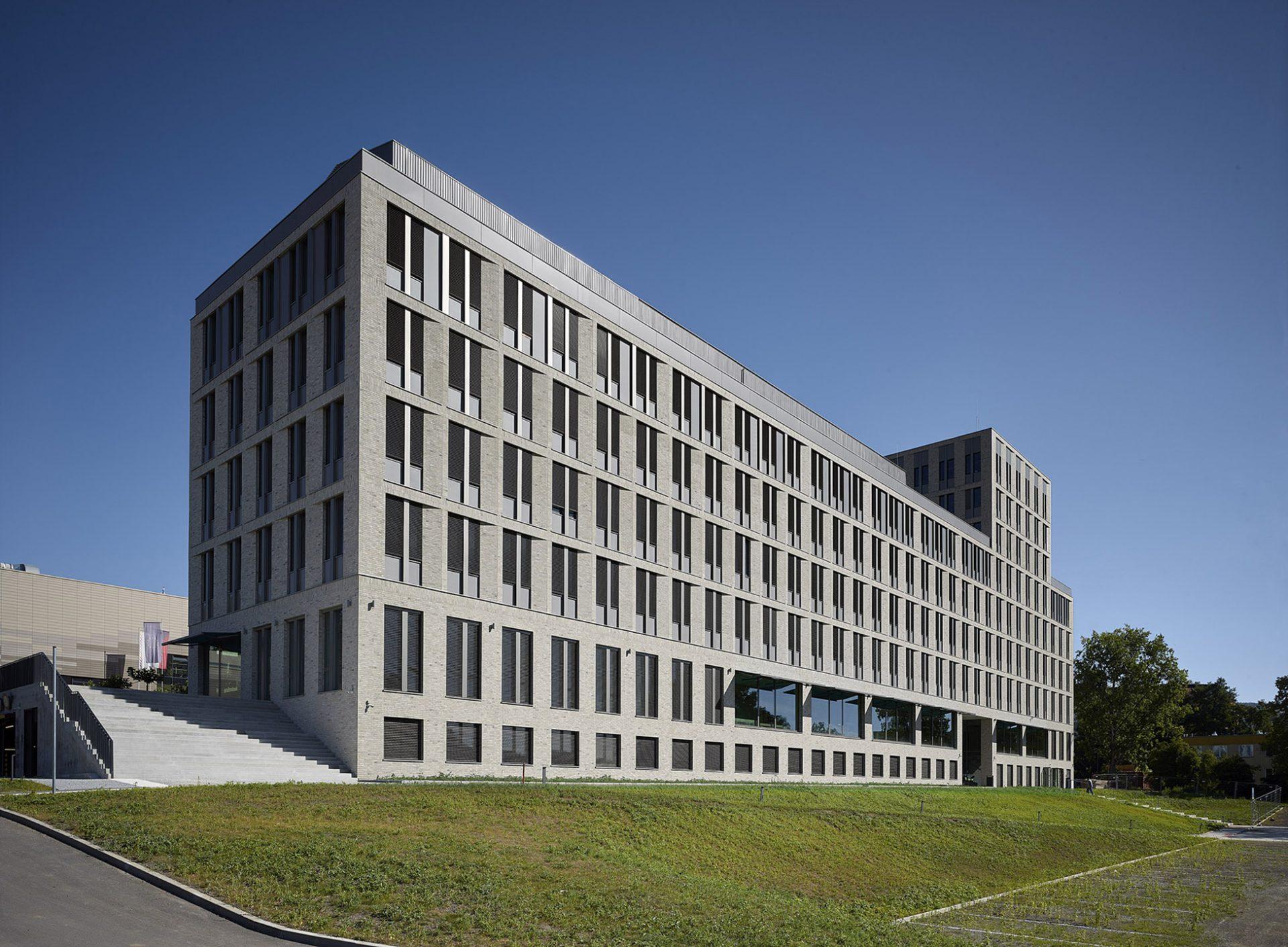 J. E. Purkyně University Building, Ústí nad Labem