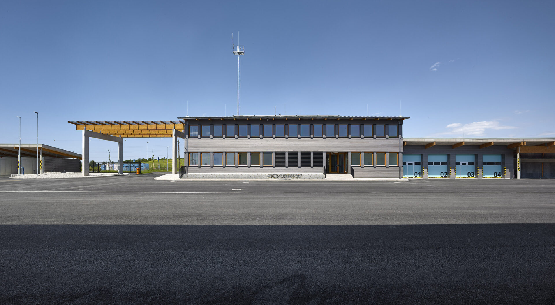 Centre for Administration and Maintenance of Motorway, Přerov