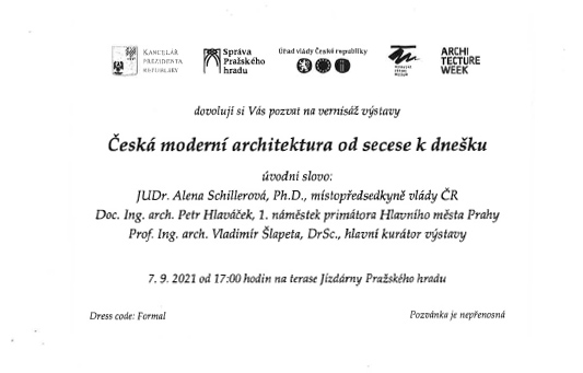 Architecture Week Praha